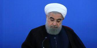 روضهخوانی روحانی در جلسه هیات دولت/ فیلم