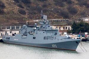 برگزاری مانور نظامی روسیه در دریای سیاه