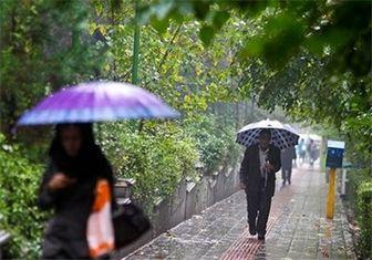 سال تحویل بارانی برای اکثر نقاط کشور