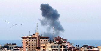 شنیده شدن صدای انفجار در غزه