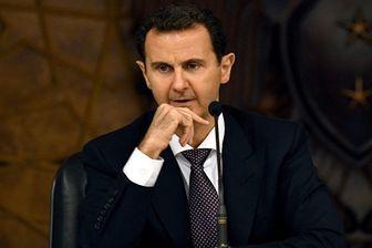 واکنش بشار اسد به قصد آمریکا برای ترور خود