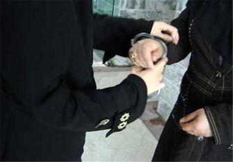 دستگیری سارقان لباسفروشیهای شمال تهران