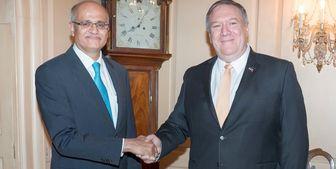 دیدار مقامهای ارشد آمریکا و هند با محوریت ایران