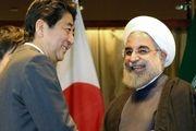 تحریمهای ایران و نفت محور گفتگوهای روحانی و نخستوزیر ژاپن در نیویورک