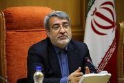 وزیر کشور: ایران آمادگی هر شرایطی را دارد
