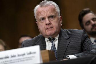 سفیر آمریکا از ترک مسکو خودداری می کند