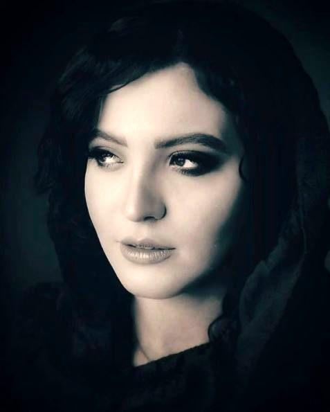 دینا هاشمی بازیگر احضار
