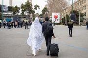 ۶۰۰ زوج جوان با قطار عروس به مشهد مقدس اعزام شدند