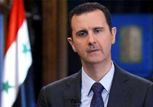 بشار اسد: اقدام انگلیس در توقیف نفتکش ایران راهزنی بود