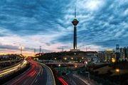برج میلاد پیشانی و ویترین فعالیت های فرهنگی و هنری شهرداری تهران است