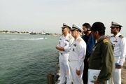 پایگاه دریایی شهید بایندر به یکی از نمادهای پیشرفت در صنعت دریایی، نظامی تبدیل میشود