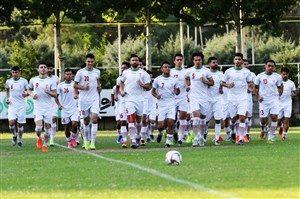 آخرین وضعیت کادر فنی تیم ملی امید