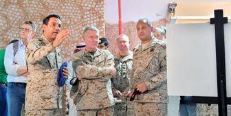 واکنش ائتلاف سعودی به سومین حمله پهپادی یمن به پایگاه ملک خالد