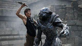 پنجمین« بیگانه» روی پرده سینماهای جهان