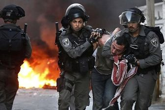 ضرب و شتم فلسطینیها در اطراف سفارت آمریکا