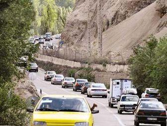 محدودیت های ترافییکی در جاده های کشور