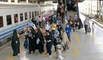 جابهجایی ۶ میلیون مسافر توسط ناوگان ریلی خراسان رضوی