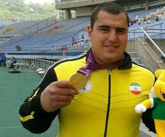 کاروان پاراالمپیک ایران اولین مدال خود را کسب کرد