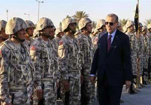 افزایش حضور نظامی ترکیه در خلیج فارس