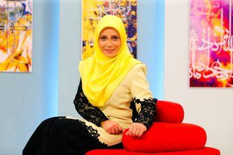 سلفی شاد خانم مجری پس از استعفا/ عکس