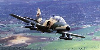 سقوط هواپیمای نظامی اسپانیا در دریا