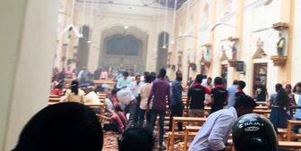 سریلانکا: یکی از عوامل انتحاری زن بود