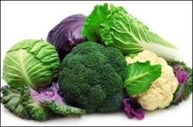 درمان کبد چرب با سبزیجات دارای برگ سبز