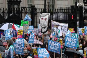 هشدار سفارت آمریکا در لندن به شهروندان آمریکایی