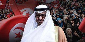 امارات در پی کودتا و آشوب در تونس و الجزایر است