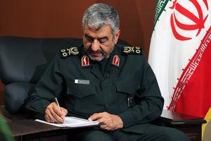 فرمانده سپاه: دشمنان آرزوی براندازی نظام را به گور خواهند برد