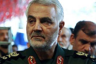 سرلشکر سلیمانی: ای کاش به جای پرچم ایران مرا ده بار آتش میزدند