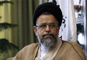 عیادت وزیر اطلاعات از مجروحان حادثه تروریستی