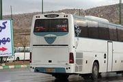 خدمات رسانی شرکت اتوبوسرانی برای مراسم اربعین