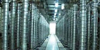 ذخایر اورانیوم غنیشده تا ۴.۵ درصد ایران از مرز ۲۵ کیلو گذشت