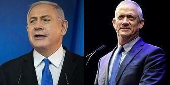 پایان بینتیجه نشست نتانیاهو و گانتز