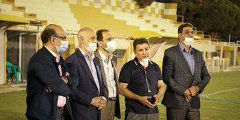 غیبت قلعه نویی در بازی با استقلال