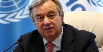 انتقاد گوترش از نبود وحدت جهانی در زمان وقوع بحران کرونا