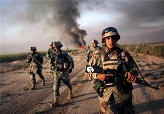 حملات پهپاد ها به مراکز داعش