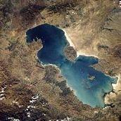 سطح آب دریاچه ارومیه افزایش یافت