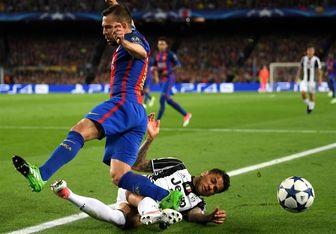 بارسلونا حذف شد/ یوونتوس، پاری سن ژرمن نبود