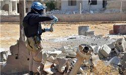 ادامه درگیریها در ادلب