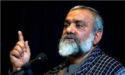 پیام تسلیت سردارنقدی درپی درگذشت وزیرشعار