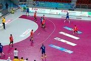 تیم ملی هندبال ایران از صعود به المپیک بازماند