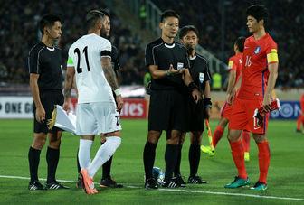 داور اولین بازی ایران در جام ملتهای آسیا مشخص شد
