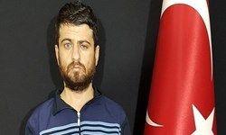 عامل حمله تروریستی «ریحانلی» به دام انداخت