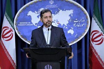 خطیب زاده: آینده روابط ایران و آمریکا آینده سادهای نیست