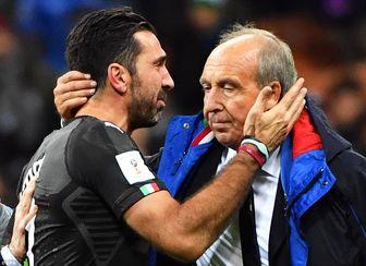 ابراز ناراحتی مارادونا از نبودن ایتالیا در جام جهانی