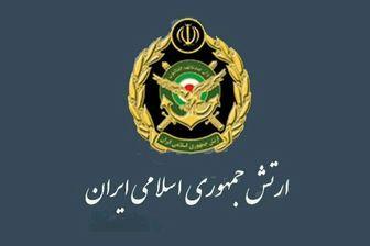 اعزام نیروهای ارتش به قصرشیرین/ عکس