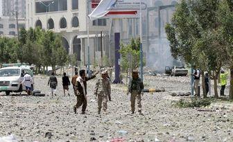 همراهی دوربین العالم با قربانیان تجاوز هوایی به صنعا / فیلم