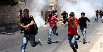 یک جوان فلسطینی در کرانه باختری با گلوله صهیونیستها به شهادت رسید